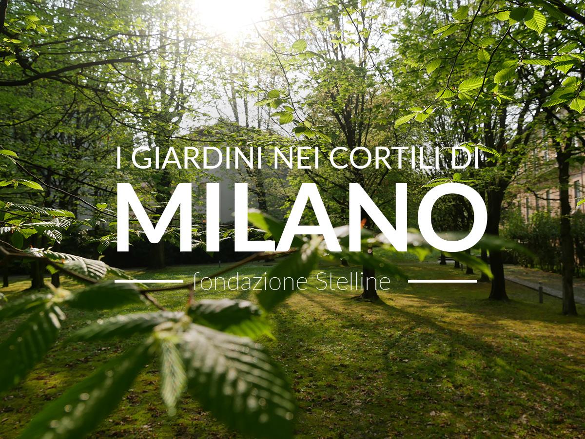 Il giardino segreto di milano orti di leonardo disciules nord italia