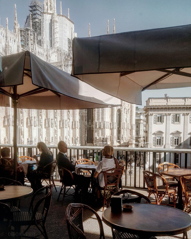 Ristoranti Vista Duomo A Milano Disciules Nord Italia
